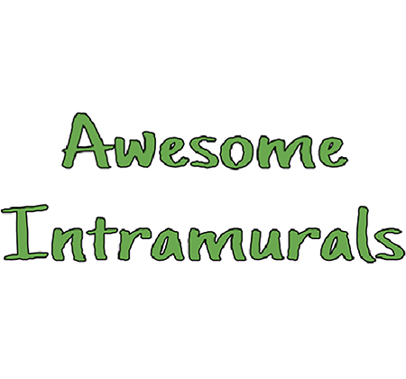 Awesome Intramurals header