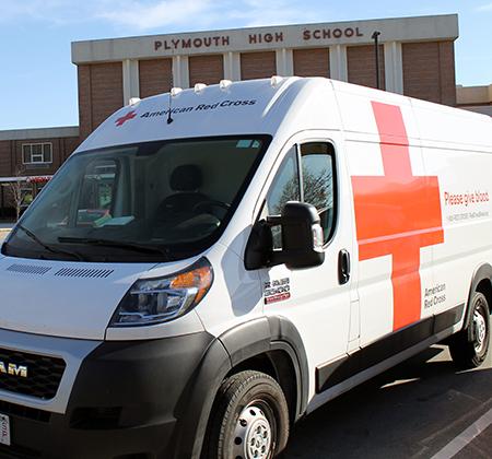 Blood Center logo