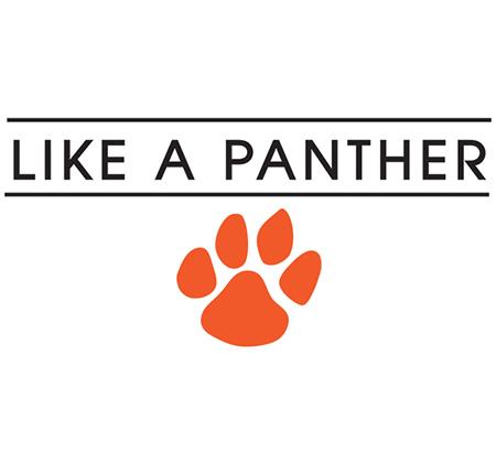 Like A Panther logo