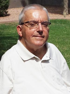 Jim Hemauer portrait