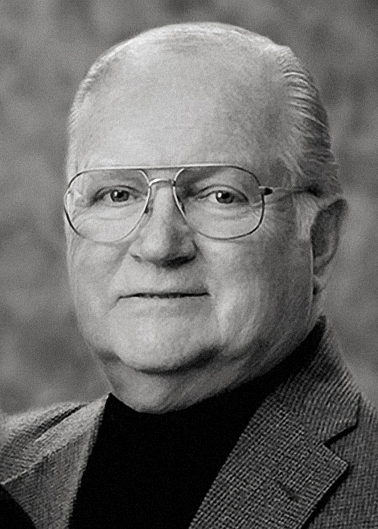 David Wacker portrait