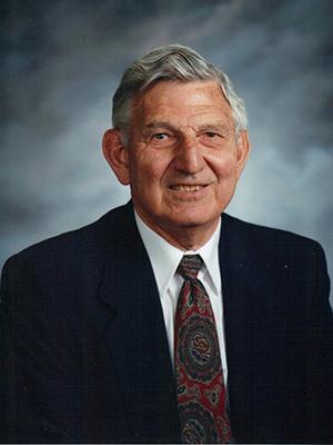 Gilbert Gilman portrait