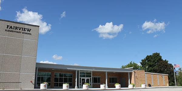 Fairview Elementary School exterior