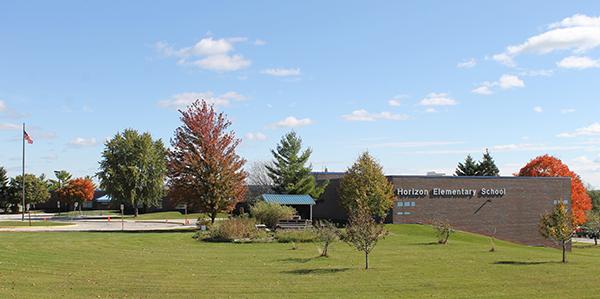Horizon Elementary School exterior