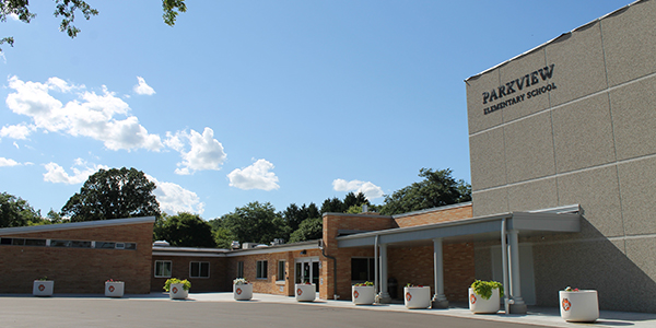 Parkview Elementary School exterior